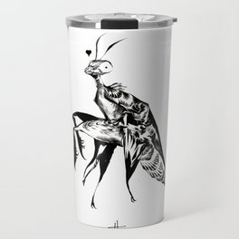 Mantis Love Travel Mug