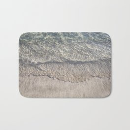 Water Photography Shoreline | Ocean Wave | Wave | Sea Bath Mat