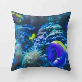 finding dori Throw Pillow