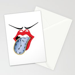Time mystery Stationery Cards