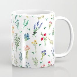 Garden Bouquets Coffee Mug