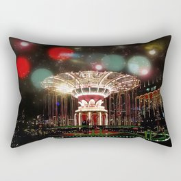 Tivoli Gardens Copenhagen Rectangular Pillow