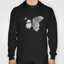 Butterfly in Bloom Hoody
