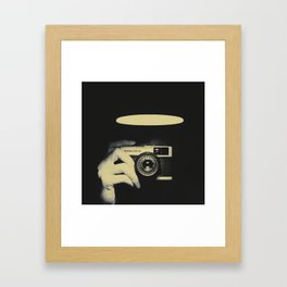 Olympus Framed Art Print
