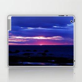 Dusk on the Sea Laptop & iPad Skin