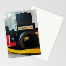 Konstruktor Toy Camera Stationery Cards