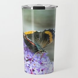 Butterfly II Travel Mug
