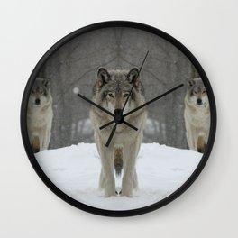 Posse Wall Clock