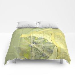 Unpinning Unprotected Flowers  ID:16165-042420-57641 Comforters