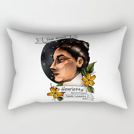Henrietta Swan Leavitt Rectangular Pillow