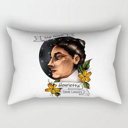 Henrietta Swan Leavitt Rectangular Pillow