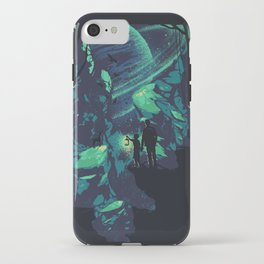 Cosmic Canyon iPhone Case