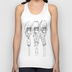 Cuties Unisex Tank Top