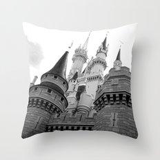 Disney Castle Throw Pillow