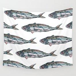 Sardine Wall Tapestry