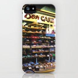 Cake Shop iPhone Case