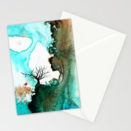 Love Has No Fear - Art By Sharon Cummings Stationery Cards