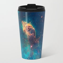 Space Nebula, A View of Astronomy, Stars, Galaxy, and Outer space  Travel Mug