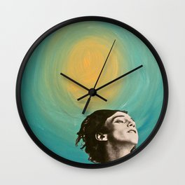 Seeing the Light in an Increasingly Dim World Wall Clock