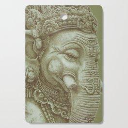 Ganesh green Cutting Board