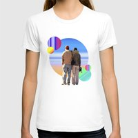 melissa smith T-shirts featuring Melissa & Ernie by MCDiBiase