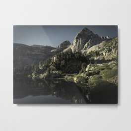 painted lady, rae lakes Metal Print