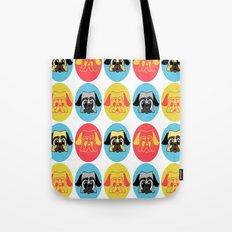 pugpug Tote Bag