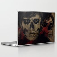 kris tate Laptop & iPad Skins featuring Tate by Miriam Soriano