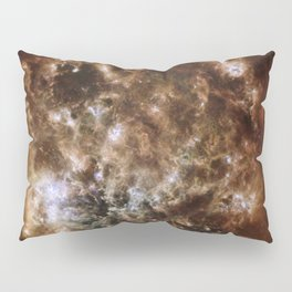 1440. Dusty Space Cloud Pillow Sham