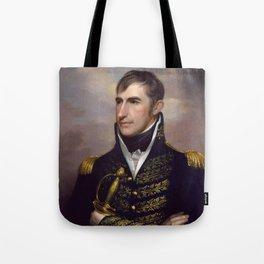 President William Henry Harrison Tote Bag