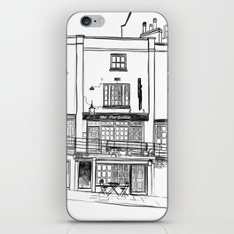 The Portcullis, Clifton iPhone Skin