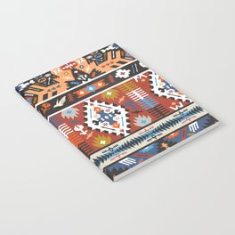 Fancy abstract geometric vector pattern in tribal style.cdr Notebook