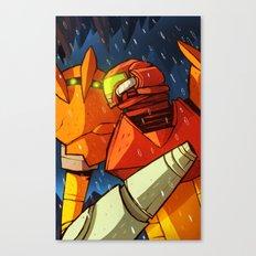 Samus (Metroid) Canvas Print