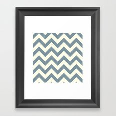 Frisky Framed Art Print