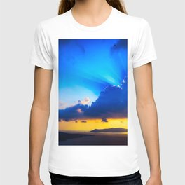 Angel sky T-shirt