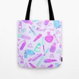 Sassy Makeup Tote Bag