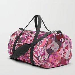 Red Blobs Duffle Bag