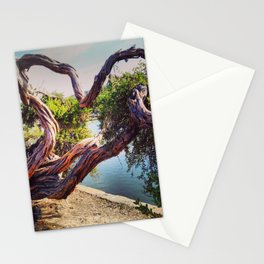 tree of love Stationery Cards