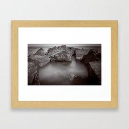 The Lapse Framed Art Print