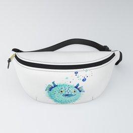 Neptune's Pufferfish Fanny Pack
