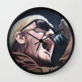 Seattle's Gone Wall Clock