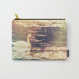 Dreamy Swan Carry-All Pouch