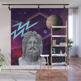 Ancient Gods and Planets: Jupiter Wall Mural
