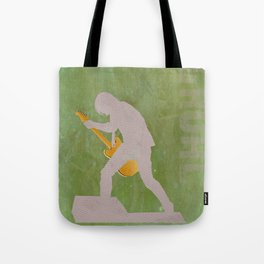 Grohl- Rock Wall 1 of 16 Tote Bag