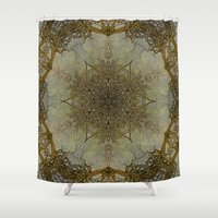 guardians Shower Curtains featuring Enchanted Guardians by Cindi Ressler Photography