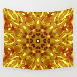 kaleidoscope Flower G68 Wall Tapestry