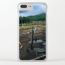 Castorera II Clear iPhone Case