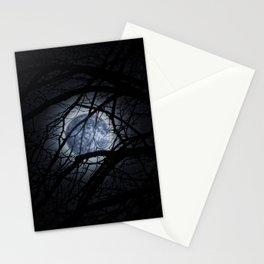 Blue Moonglow. Stationery Cards