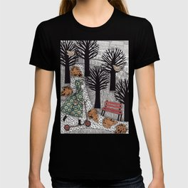 Autumn in the Park T-shirt