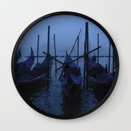 Venice, Grand Canal 2 Wall Clock